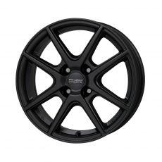 ANZIO SPLIT racing-schwarz 5.5x14 4x100 ET35