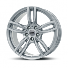 Superior Induustries Leichtmetallrader Germany Evolution polar-silver 7x18 5x112 ET43