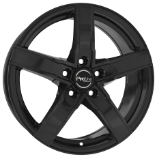 PROLINE SX100 Black Glossy 6.5x16 5x100 ET38