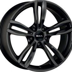 MAK LUFT MAT BLACK 8x17 5x120 ET53
