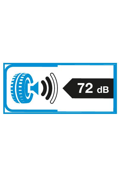 Označenie vonkajšej hlučnosti pneumatík