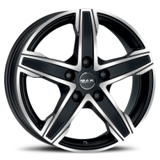 MAK KING5 ICE BLACK 6.5x16 5x160 ET60